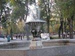 Открытие первого фонтана