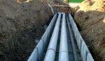 Расширение сети водопровода