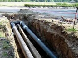 Охрана водопровода