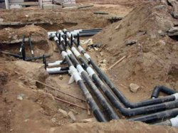 История обновления водопровода
