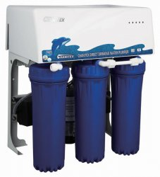 Обратноосмотическая система очистки воды